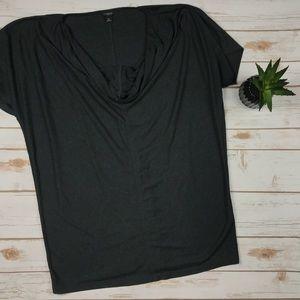 Ann Taylor Cowl Neck T-shirt